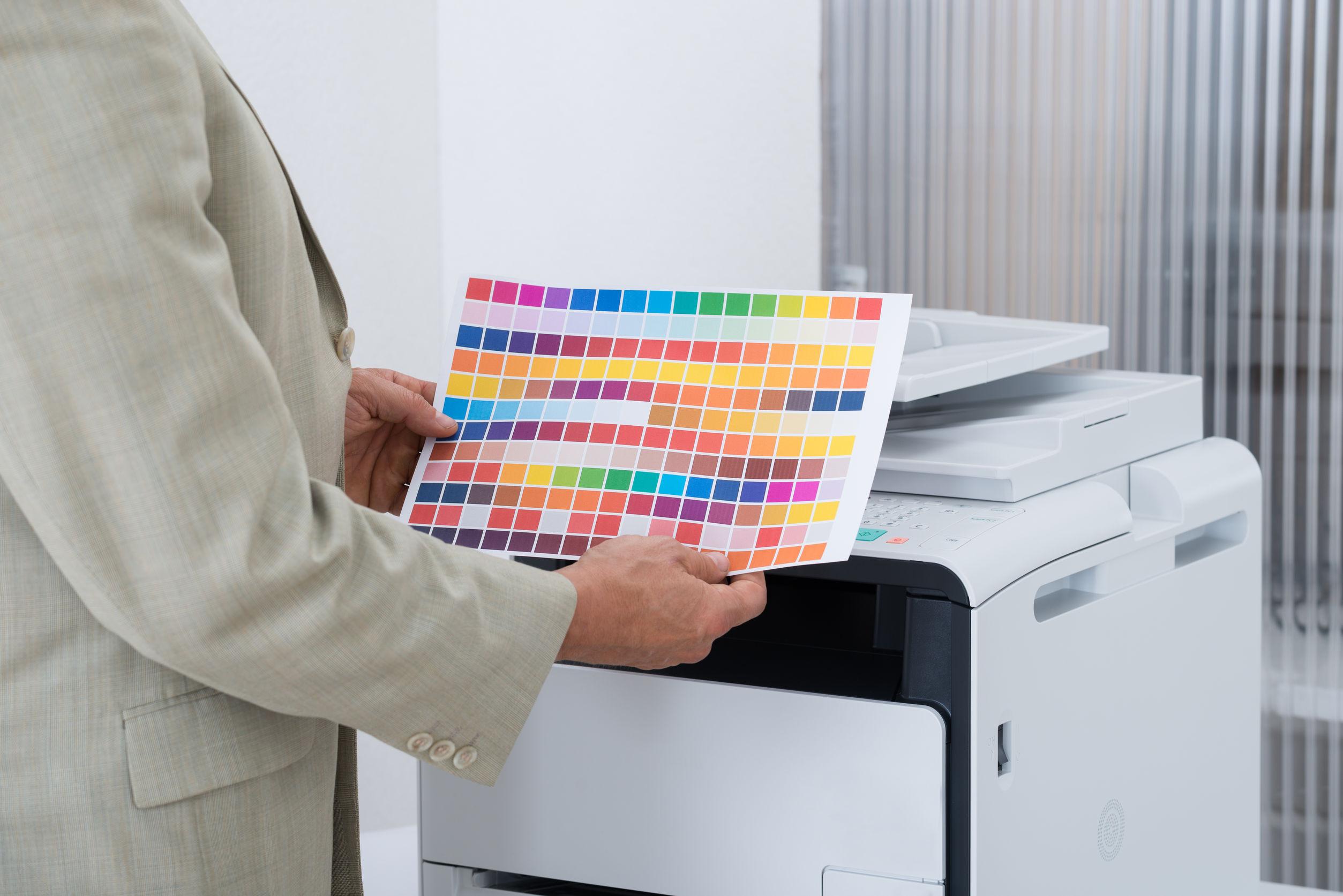 macchinari per la stampa